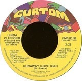 Runaway Love (Edit) / Broadway Gypsy Lady - Linda Clifford