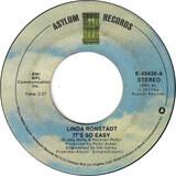 It's So Easy - Linda Ronstadt