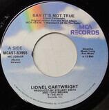 Lionel Cartwright