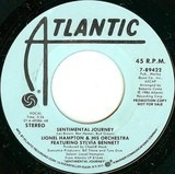 Sentimental Journey - Lionel Hampton And His Orchestra Featuring Sylvia Bennett