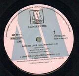 Love, Oh Love - Lionel Richie