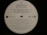 Don't Stop The Music (The Joey Negro Remixes) - Lionel Richie