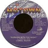 Running With The Night / Serves You Right - Lionel Richie