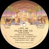 Hold Me Down - Lipps, Inc.
