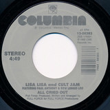 All Cried Out / Lost In Emotion - Lisa Lisa & Cult Jam