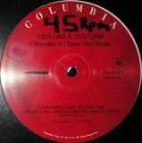 I Wonder If I Take You Home / Can You Feel The Beat - Lisa Lisa & Cult Jam