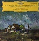 Les Préludes, Ungarische Rhapsodie Nr.2 / Vyšehrad, Die Moldau - Liszt, Smetana