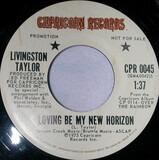 Loving Be My New Horizon - Livingston Taylor