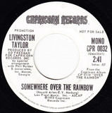 Somewhere Over The Rainbow - Livingston Taylor