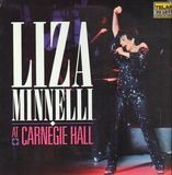 Live at Carnegie Hall - Liza Minnelli