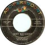 Just Because / Why - Lloyd Price And His Orchestra