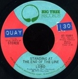 Standing At The End Of The Line - Lobo
