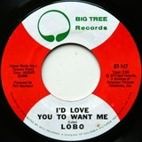 I'd love you to want me / am I true to myself - Lobo