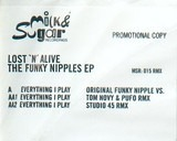 The Funky Nipples EP - Lost 'N' Alive