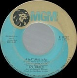 A Natural Man - Lou Rawls