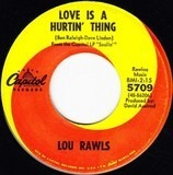 Love Is A Hurtin' Thing / Memory Lane - Lou Rawls