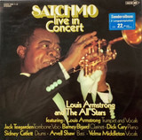 Satchmo Live In Concert - Louis Armstrong And His All-Stars