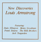 New Discoveries - Louis Armstrong