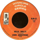 Hello, Dolly! / Blueberry Hill - Louis Armstrong