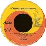 Down Here On The Ground - Lou Rawls