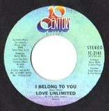 I Belong To You / And Only You - Love Unlimited
