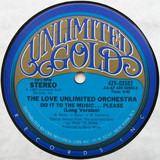 Do It To The Music...Please - Love Unlimited Orchestra
