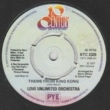 Theme From King Kong - Love Unlimited Orchestra