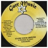 Stand Your Ground / Stay With Me - Luciano / Delicate