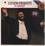 In Concert - Luciano Pavarotti