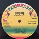 Jah Blessing / Stormy - Luciano & Sizzla / Anthony B