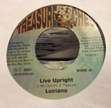 Live Upright - Luciano