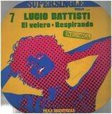 Respirando / El Velero - Lucio Battisti