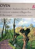 "32 Variationen C-moll • Andante Favori F-dur • Albumblatt ""Für Elise"" A-moll • Sechs Bagatellen • E - Ludwig van Beethoven - Andor Foldes"