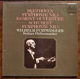 Egmont-Ouvertüre / Symphonie Nr. 5 / Symphonie Nr. 7 - Beethoven / Schubert (Furtwängler)