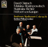 Tripelkonzert C-Dur Op.56 - Ludwig van Beethoven - Berliner Philharmoniker , David Oistrach , Mstislav Rostropovich , Sviatosla