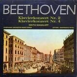 Klavierkonzert Nr. 2 B-dur/ Klavierkonzert Nr. 4 G-dur - Beethoven