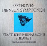 die neun symphonien - Beethoven