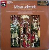 Beethoven: Missa Solemnis In D, Op 123 - Ludwig Van Beethoven - Otto Klemperer , New Philharmonia Orchestra And Chorus , Elisabeth Söderströ