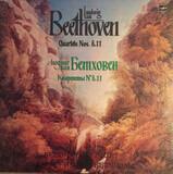 Quartets Nos. 8,11 - Ludwig van Beethoven , Beethoven Quartet