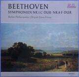 Symphonien Nr.1 & Nr.8 - Beethoven