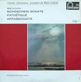 Mondschein-Sonate / Pathetique / Appassionata - Beethoven