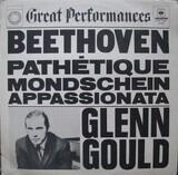 Pathétique / Mondschein / Appassionata - Ludwig van Beethoven , Glenn Gould