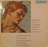 Konzert Für Klavier Und Orchester Nr. 3 c-moll (Gilels, Szell) - Beethoven