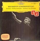 Symphonien 1 & 2 (Karajan) - Beethoven