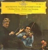 Violinkonzert D-Dur op. 61 - Ludwig van Beethoven • Adolf Busch , The New York Philharmonic Orchestra Dirigent Fritz Busch