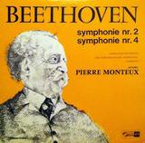 Beethoven: Symphonie Nr. 2 & 4 - Ludwig van Beethoven,