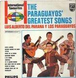 The Paraguayos' Greatest Songs - Luis Alberto Del Parana y Los Paraguayos