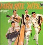 Favourite Hits - Luis Alberto Del Parana Y Los Paraguayos