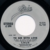 To Sir With Love / Morning Dew - Lulu