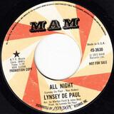 All Night - Lynsey De Paul